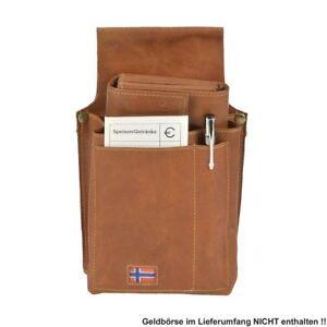 Leder-Kellnertasche-Strong-fuer-Kellnerboerse-Holster-Kellnerhalfter-Greenburry
