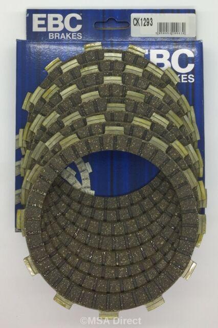 HONDA CRF250R (2004 to 2007) EBC Heavy Duty Clutch Friction Plate Kit (CK1293)