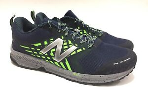 competitive price 489ea e85ba Details about Mens New Balance Response 2.0 Sz11 Trail Running Shoes Hiking  Nitrel Fuel Core