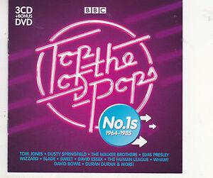 3-CD-DVD-PRESLEY-WHAM-BOWIE-DURAN-DURAN-BONEY-M-BLONDIE-UB40-PROCOL-HARUM