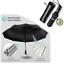 Teflon Waterproof Umbrella Lightweight Men Women Windproof Strong Folding Travel