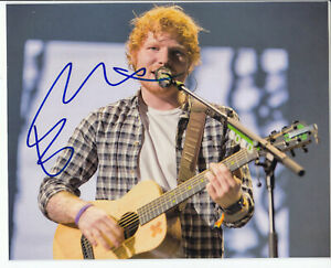Ed-Sheeran-Signed-Autograph-8-034-x10-034-Photo