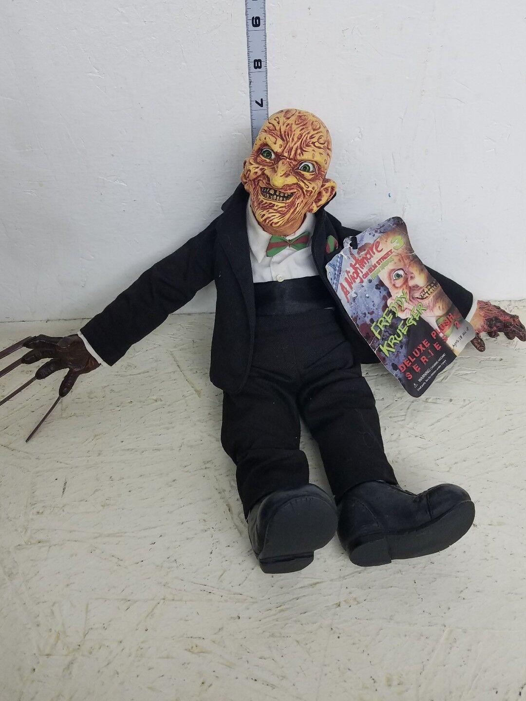 Mezco Frojody Krueger en traje Figura De Peluche Suelto B