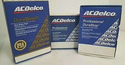 Disc Brake Pad Set-Semi Metallic Disc Brake Pad Rear ACDelco Pro Brakes 17D883MH