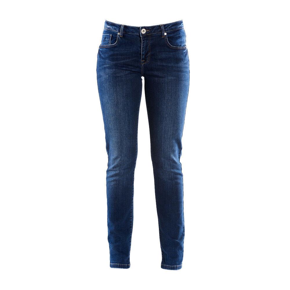Colac jeans Lena slim  Dark used, tamaño 36  Todos los productos obtienen hasta un 34% de descuento.