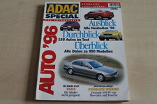 156583) ADAC Special Autokatalog 1996