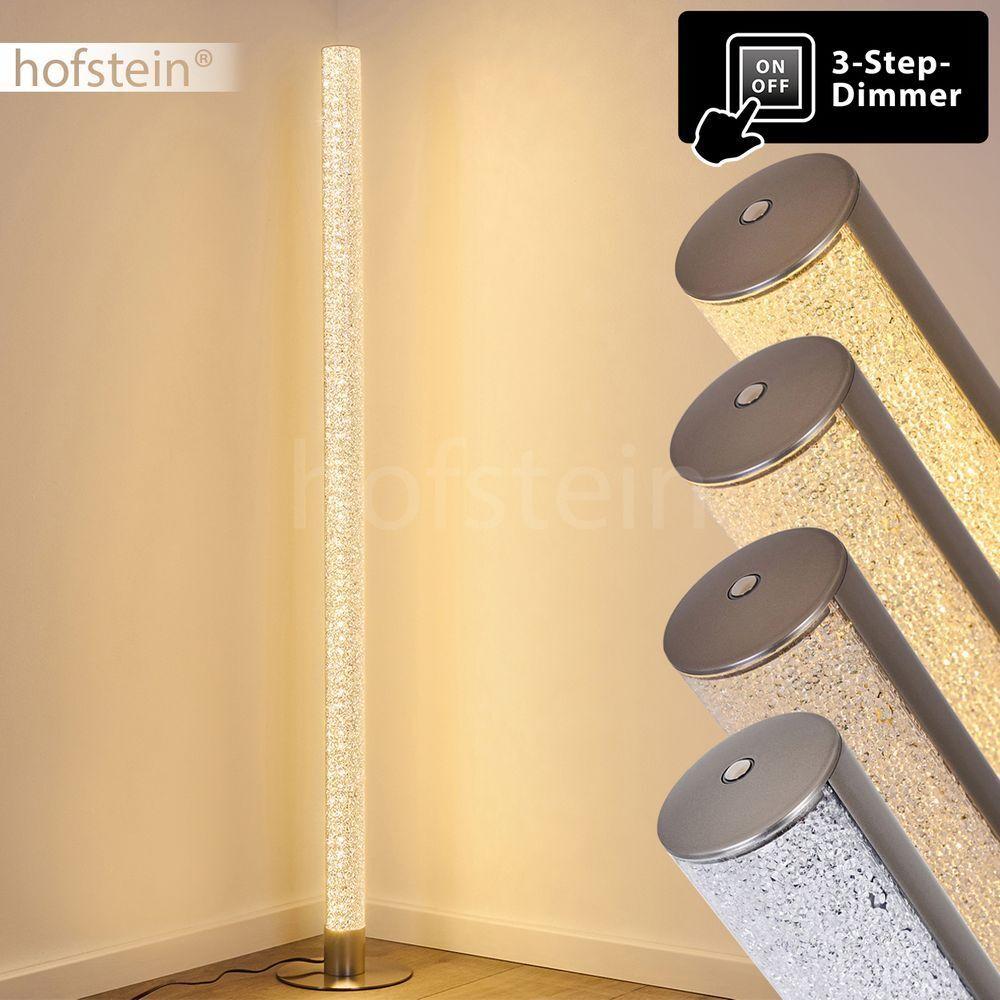 LED Design Tisch Lampe Wohn Zimmer Beleuchtung Steh Leuchte gold Touch Dimmer