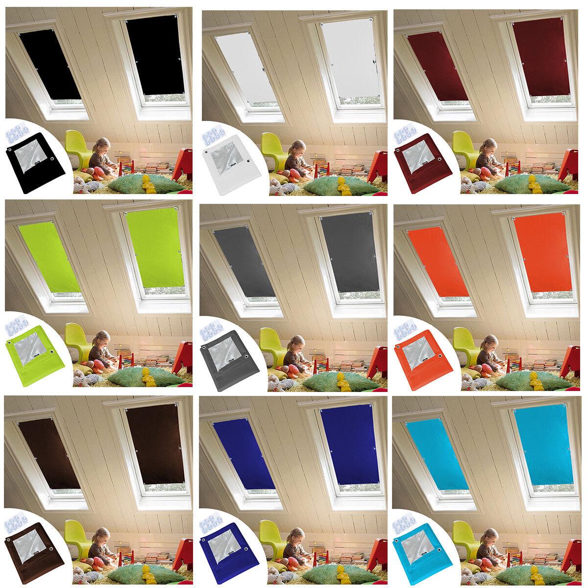 verdunkelung rollo sonnenrollo fensterrollo dachfenster. Black Bedroom Furniture Sets. Home Design Ideas