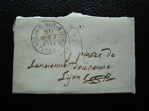 FRANCE-lettre-1845-cy35-french