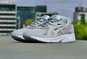 premium selection 71fd0 df11a Details about Asics Tiger Gel-DS Trainer OG H840Y-9696 Glacier Grey Men's  Running Shoes