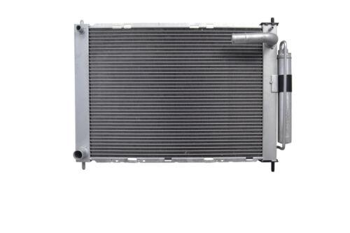 NEW RADIATOR WITH CONDENSER NISSAN MICRA K12 2002-2013 21400BC00B 21400AX600