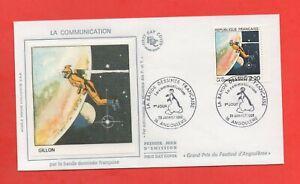 FDC-Enero-1988-Comunicacion-Por-La-Tira-Comics-Francesa-Buendia-630