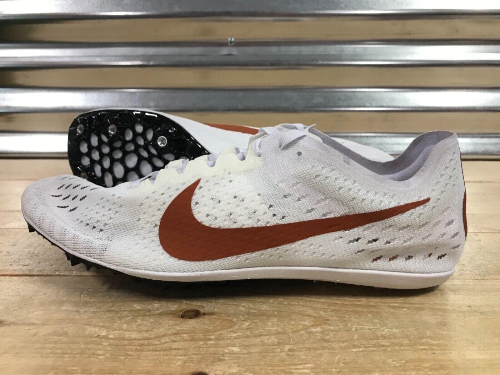 Nike Zoom Victory Elite Texas Longhorns Track Spikes orange SZ ( AA6447-180 )