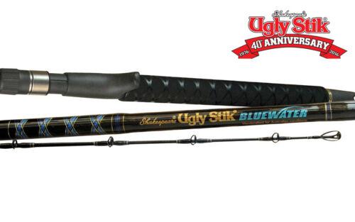"Shakespeare Ugly Stik Bluewater Spin Rod 5/'6/"" 37kg 1pc USB-JSP5637 FreePost"