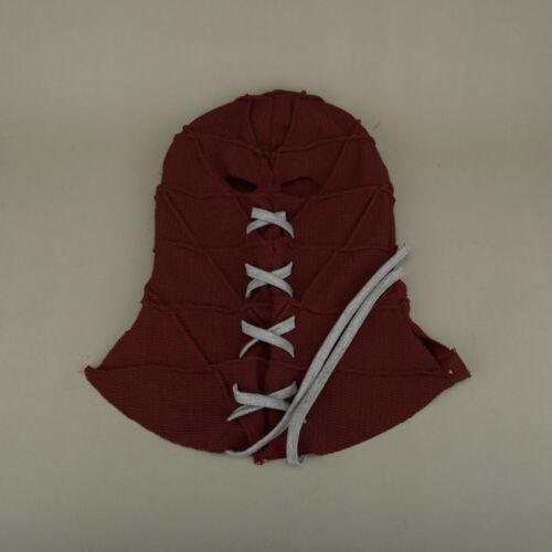 Brightburn Rosso Cappuccio Cosplay Kids Spaventoso Horror Maschera Halloween Costumi oggetti di scena Nuovo