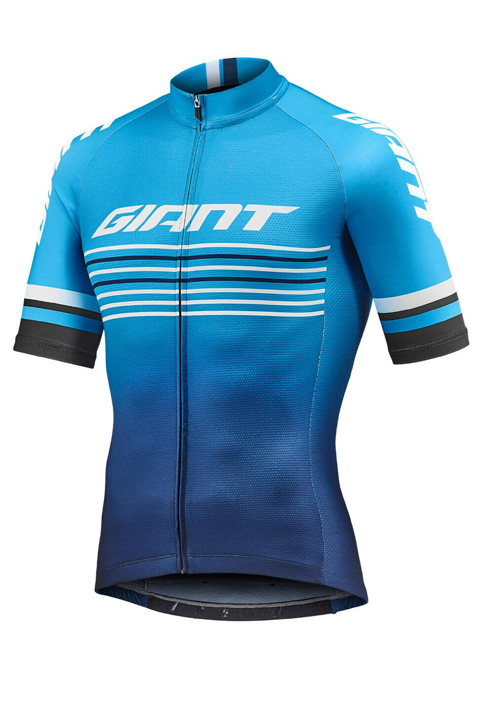 Giant race day official jersey short  sleeve road men bluee white  online discount