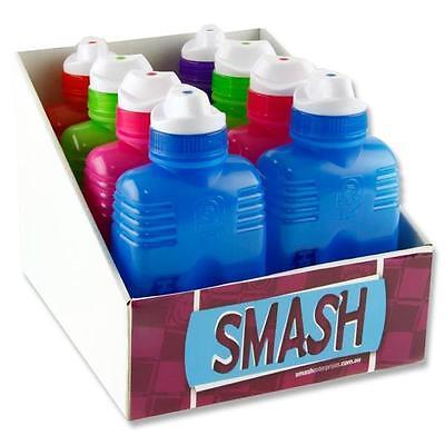 Junior Square Blue Smash Sports Drinks Bottle