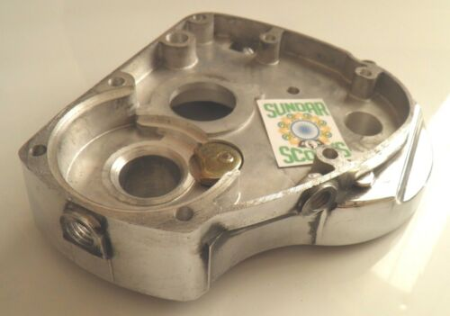 ROYAL ENFIELD BULLET 4 SPEED 350cc ALUMINIUM GEARBOX COVER POLISHED EDGES FOR