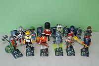 Playmobil 5243 Figures Boys Serie 3 alle 12 Figuren