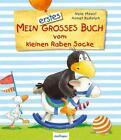 Mein erstes großes Buch vom kleinen Raben Socke von Nele Moost (2011, Gebundene Ausgabe)