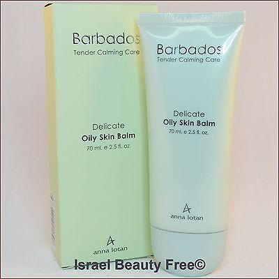 Anna Lotan Barbados Delicate Oily Skin Balm / Light moisturizing cream 70 ml