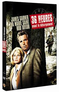 36-heures-avant-le-debarquement-DVD-NEUF-SOUS-BLISTER-James-Garner-Rod-Taylor