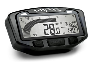 Details about Trail Tech Yamaha Raptor 700 Vapor Stealth Black Tach  Tachometer Speedometer