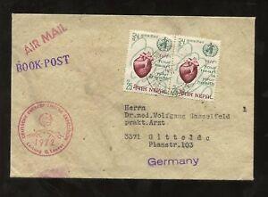 NEPAL-1972-COVER-DEUTSCHE-EVEREST-LHOTSE-EXPEDITION
