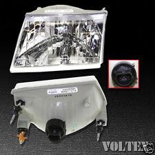 2001-2009 Mazda B2300 B3000 B4000 Headlight Lamp Clear lens Pickup Halogen Left