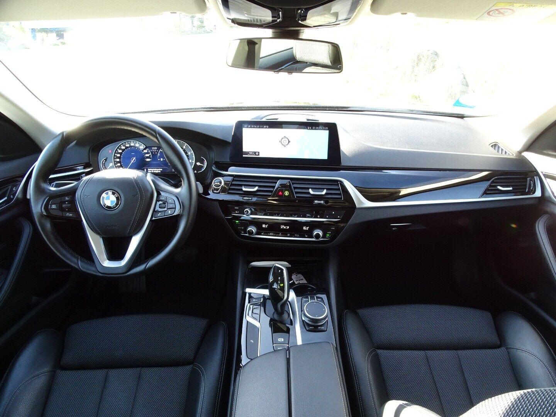 BMW 530i 2,0 aut. - billede 12
