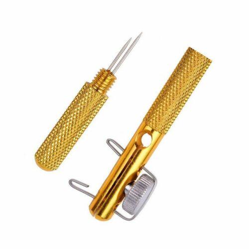 Fishing Hook Tier Knots Tie Loop Tyer Line Knotter Tying Fishhook Needle Tool