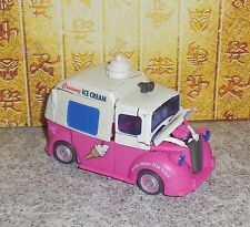 Transformers Rotf SKIDS MUDFLAP Hasbro Deluxe Incomplete Ice Cream Truck