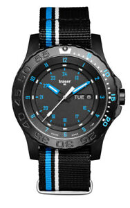 Traser-H3-Traser-Azul-Infinity-Reloj-De-Hombre-105545-Analogo-Textil-Azul-negro