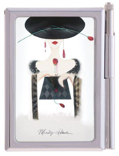 Maranda Ti Angelique Handy Notepad /& Pen Handbag Women Girl Gift USNP187
