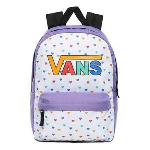 Vans-Nuevo-Infantil-Realm-Mochila-Dalia-Violeta-Nuevo-con-Etiqueta