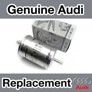 Genuine-Audi-A3-8L-Petrol-97-03-Fuel-Filter