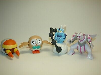 McDonald/'s Russia Toy Happy Meal 2017 Pokemon Russian set without cards