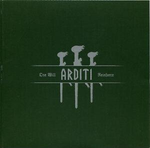 ARDITI-One-Will-EP-marbled-Blood-Axis-Von-Thronstahl-Triarii-Leidungr-Puissance