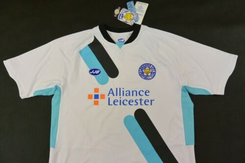 20052006 JJB Sports Leicester City FC Away FOX Football Shirt SIZE M adults