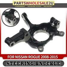 NEW STEERING KNUCKLE FOR NISSAN ROGUE 2008-2015 FRONT LEFT DRIVER LH 40015-JG000