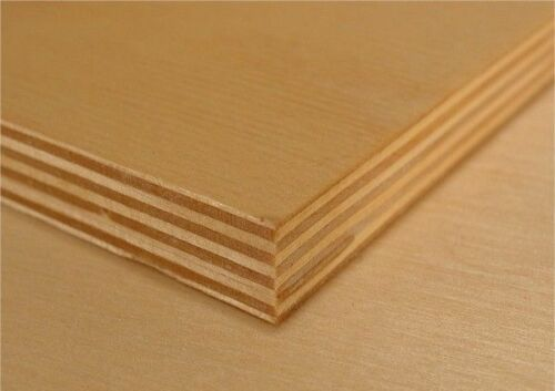 Baltic Birch Plywood 1 PC 1//4 X 12  X 60