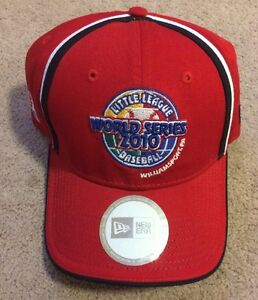 d6f0e2fa8db NEW ERA LITTLE LEAGUE WORLD SERIES BASEBALL HAT CAP New w  Tags 2010 ...