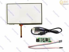 6.2inch Resistive touch panel Screen with USB controller for LCD Raspberry Pi
