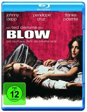 Blu-ray * Blow * NEU OVP * Johnny Depp, Penelope Cruz