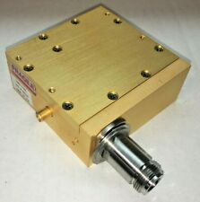 5086 7448 Directional Bridge Splitter 300 Khz To 2 Ghz 75 Ohms With Hp 85046b
