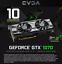 EVGA NVIDIA GeForce GTX 1070 SC 8GB GDDR5 Gaming Black Edition Graphics Card