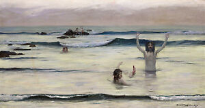 Rupert-Bunny-Tritons-Australian-Art-Museum-Poster-Art-Canvas-Print