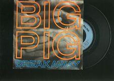 big pig - disque 45 tours - pochette bon etat - disque bon etat -
