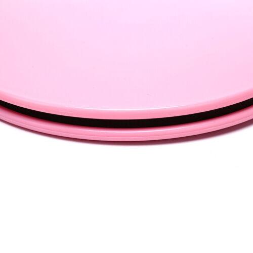 2PCS Gliding Discs Slider Fitness Disc Exercise Sliding Plate For Yoga Gym Co FD