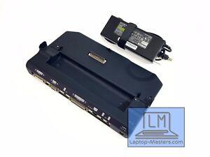 Sony-VAIO-PCGA-PRV1-Port-Replicator-Docking-Station-with-Charger-PCGA-PRV1